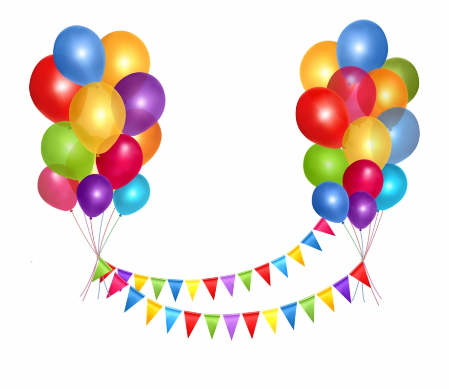Banners craft and album. Clipart balloon banner