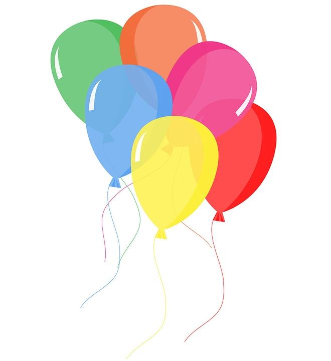 Balloons clipart clip art. Free balloon shop of