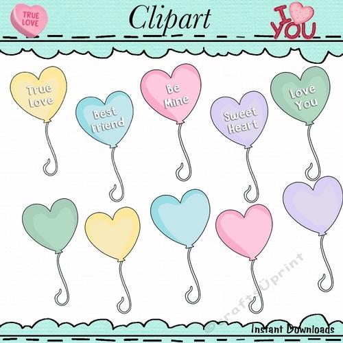 Balloons clipart conversation. Hearts clip art cup