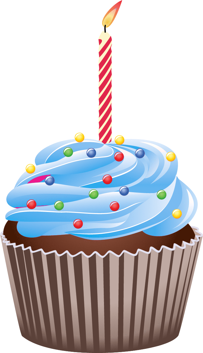 Drawing birthday cake clip. Clipart winter cupcake