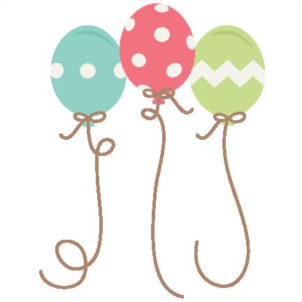 Clipart balloon cute. Free cliparts download clip