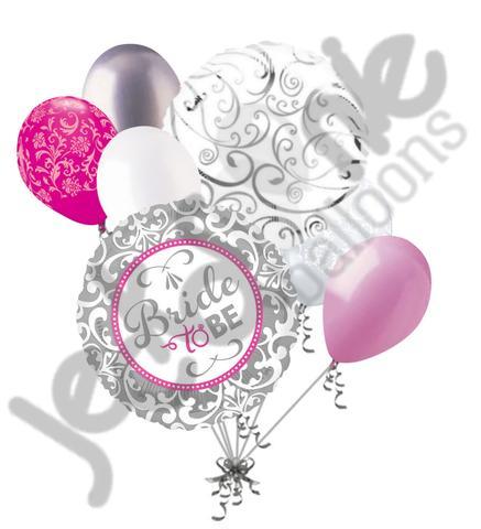 Balloons clipart elegant. Bride to be balloon