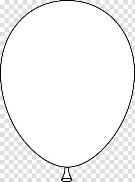 Circle area angle white. Balloons clipart line