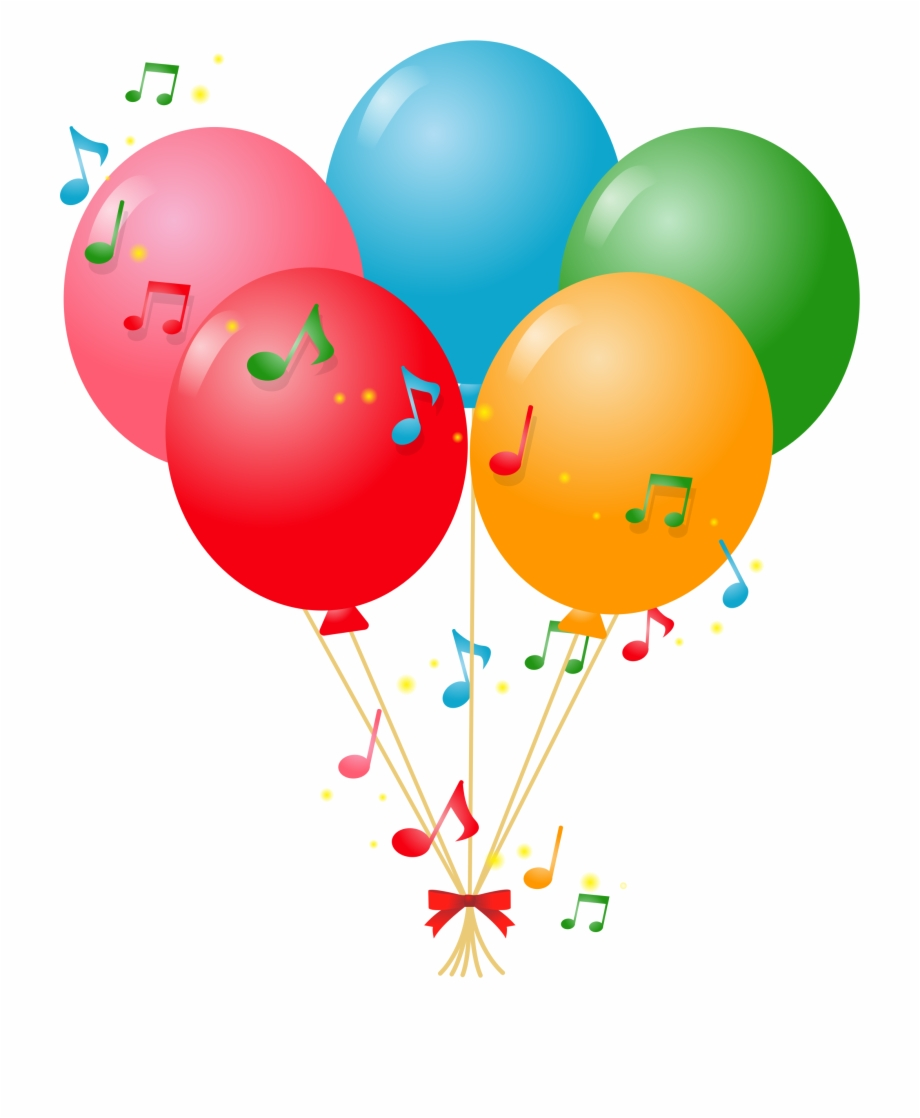 Usa colors balloons png. Clipart balloon party balloon