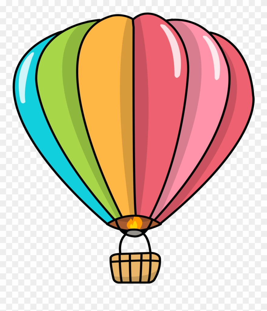 Cartoon picture of balloon. Balloons clipart printable