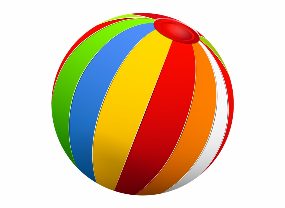 Beachball clipart equipment. Summer beach ball balls