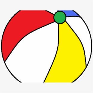 Ballblack . Balls clipart beach ball