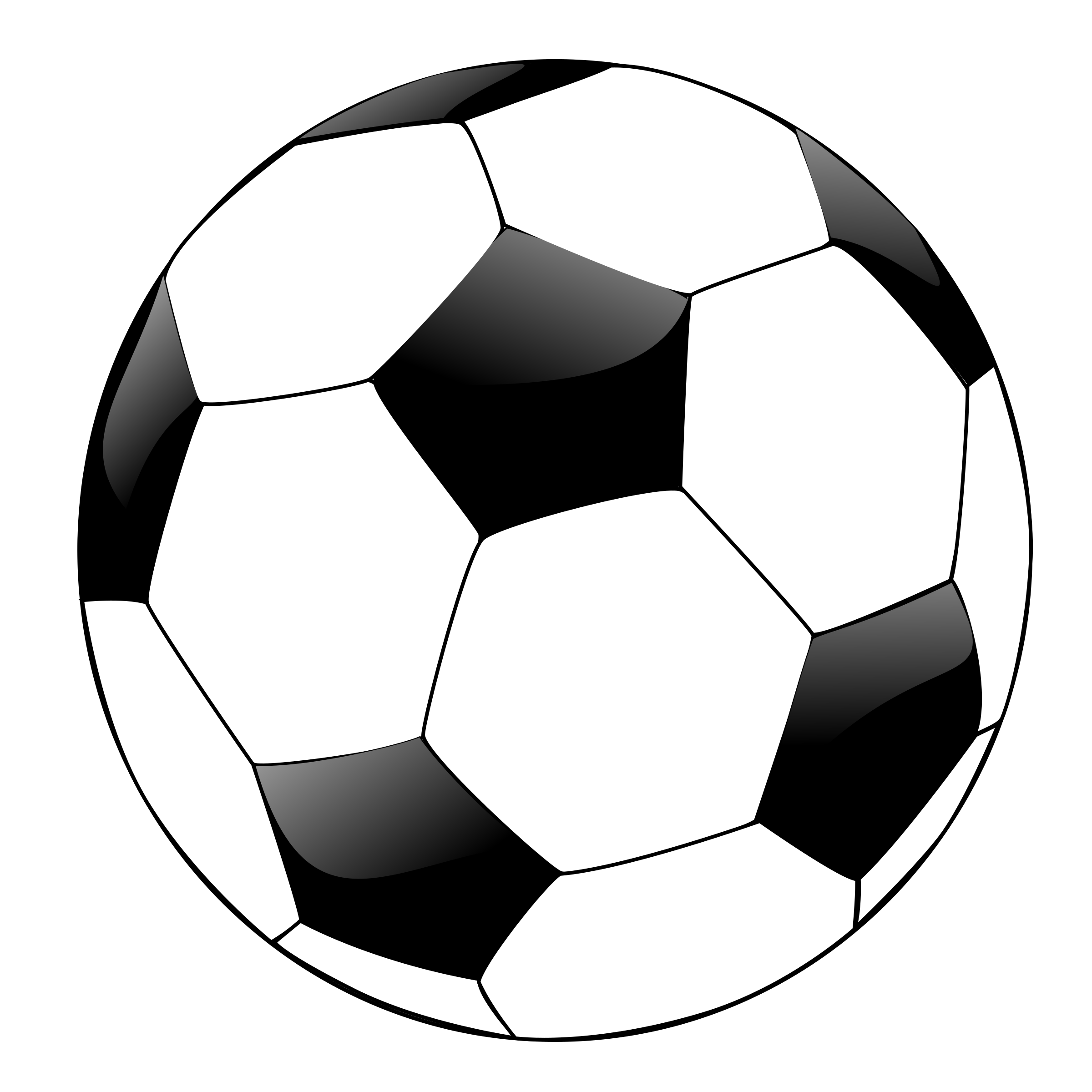 . Clipart football basketball