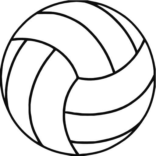 Clip art shapes cwemi. Volleyball clipart