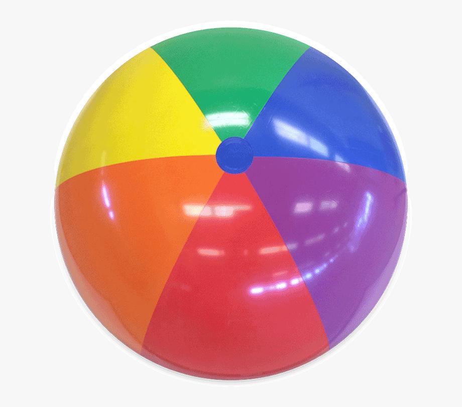 Beach balls png inch. Beachball clipart rainbow