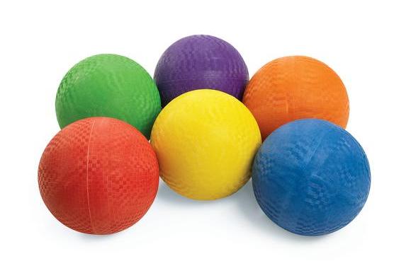 Playground discount school supply. Balls clipart rubber ball