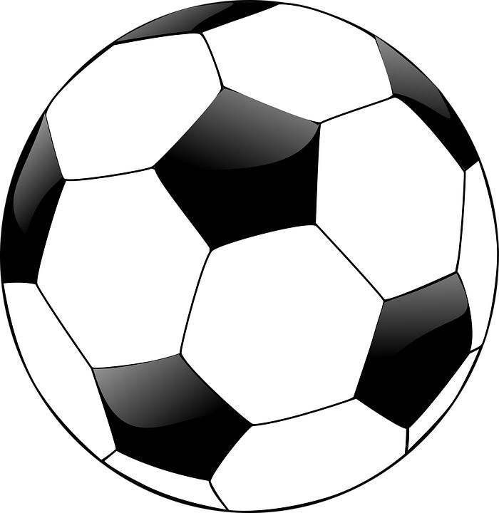 Ball clipart footy.  best soccer balls
