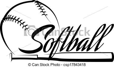 Balls clipart softball. Vector ball banner panda