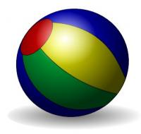 Balls clipart toy ball. Free graphics images and