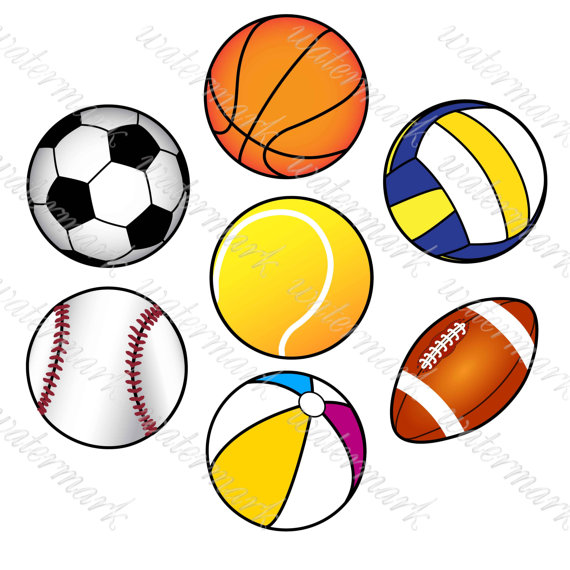 Athletic clipart ball. Balls digital soccer sport