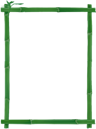 for free download. Bamboo border png
