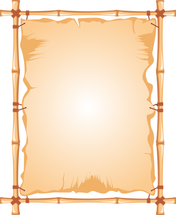 Picture frames computer icons. Bamboo frame png