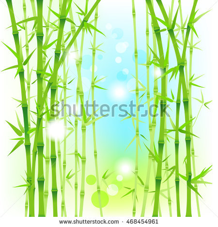 Bamboo clipart bamboo forest. Knots background clipground fresh