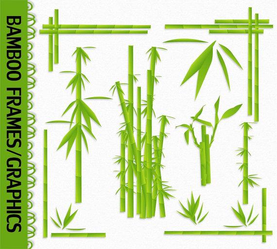 Img etsystatic com il. Bamboo clipart bamboo shoot