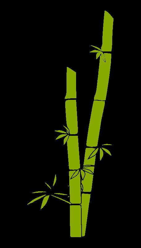 Free vector ok pare. Bamboo clipart bamboo stalk