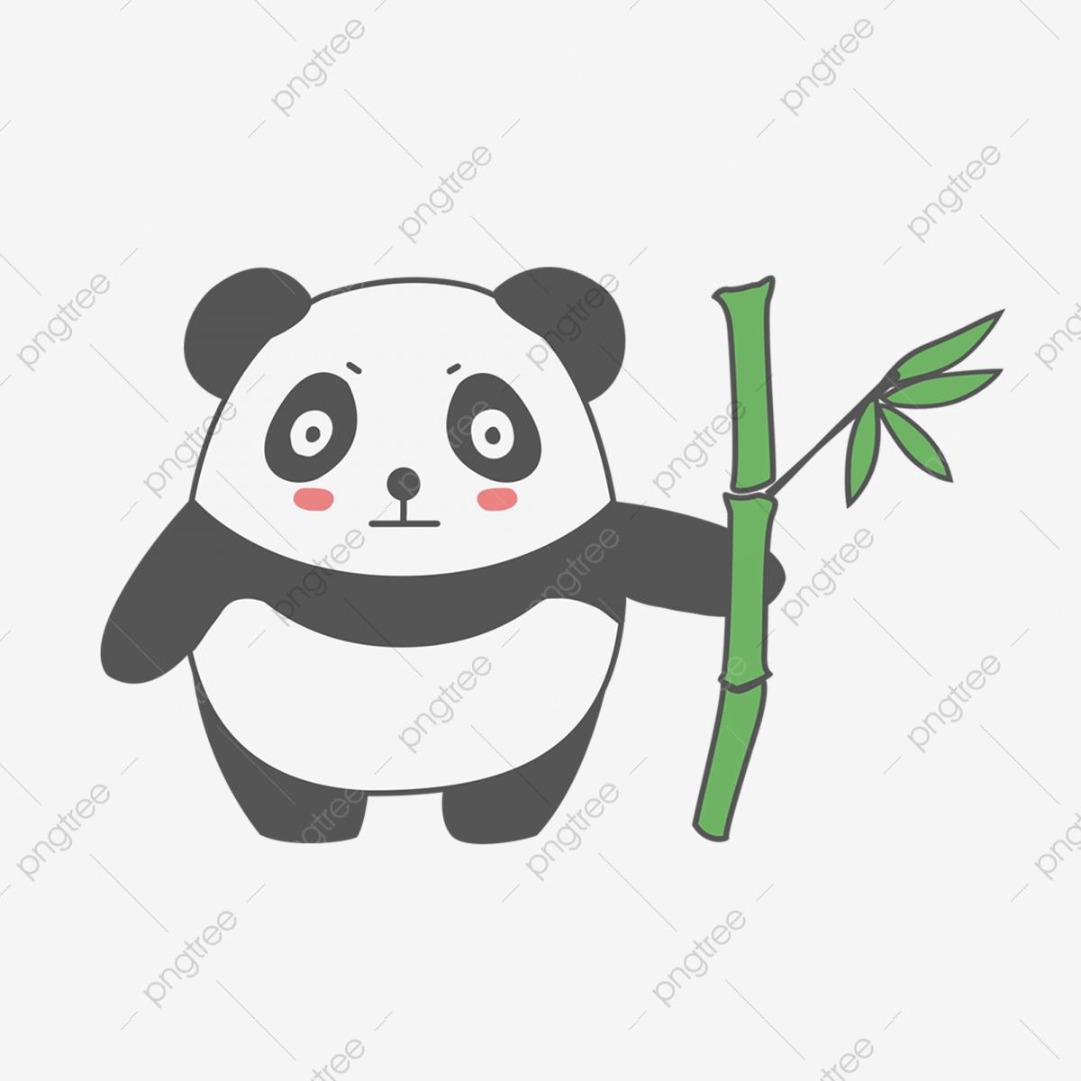 Bamboo clipart panda. Png transparent