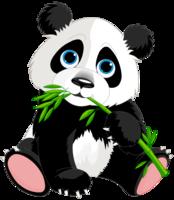 Free shared com download. Bamboo clipart panda