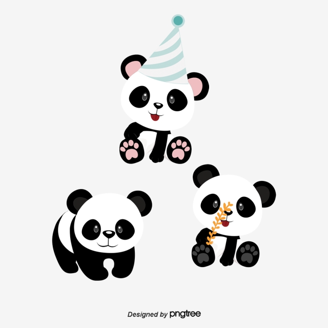 Png images download resources. Bamboo clipart panda