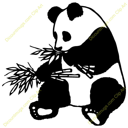 Bamboo free images chinaclipart. Clipart panda black and white