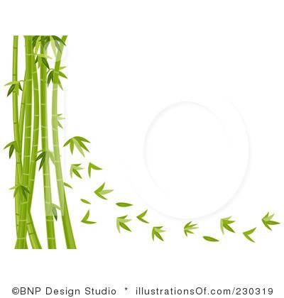 Bamboo clipart scroll.  best logo for