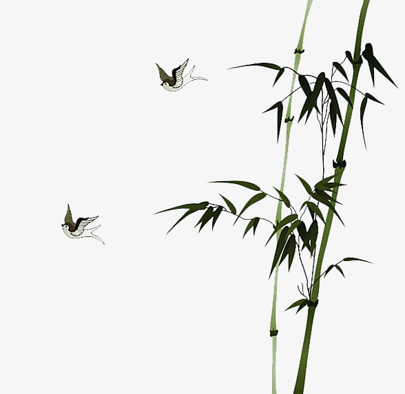 Bamboo clipart vector. Leaf material black decoration