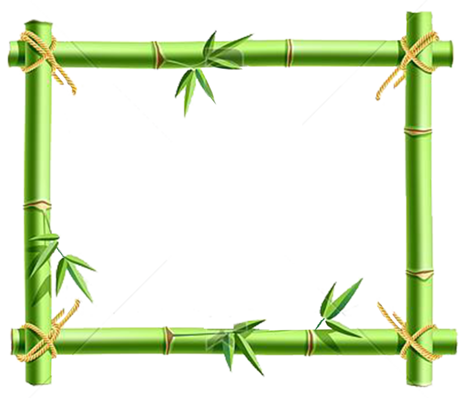 Bamboo frame png. Images of spacehero the