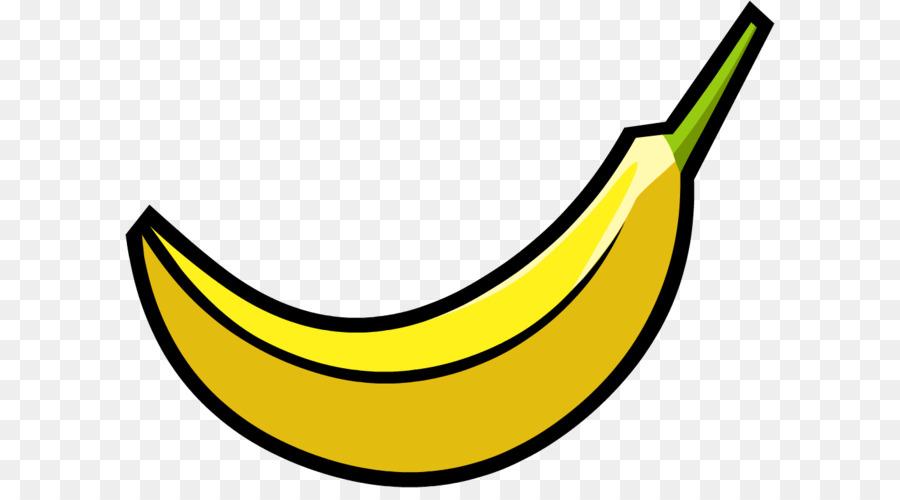 Clip art png image. Banana clipart