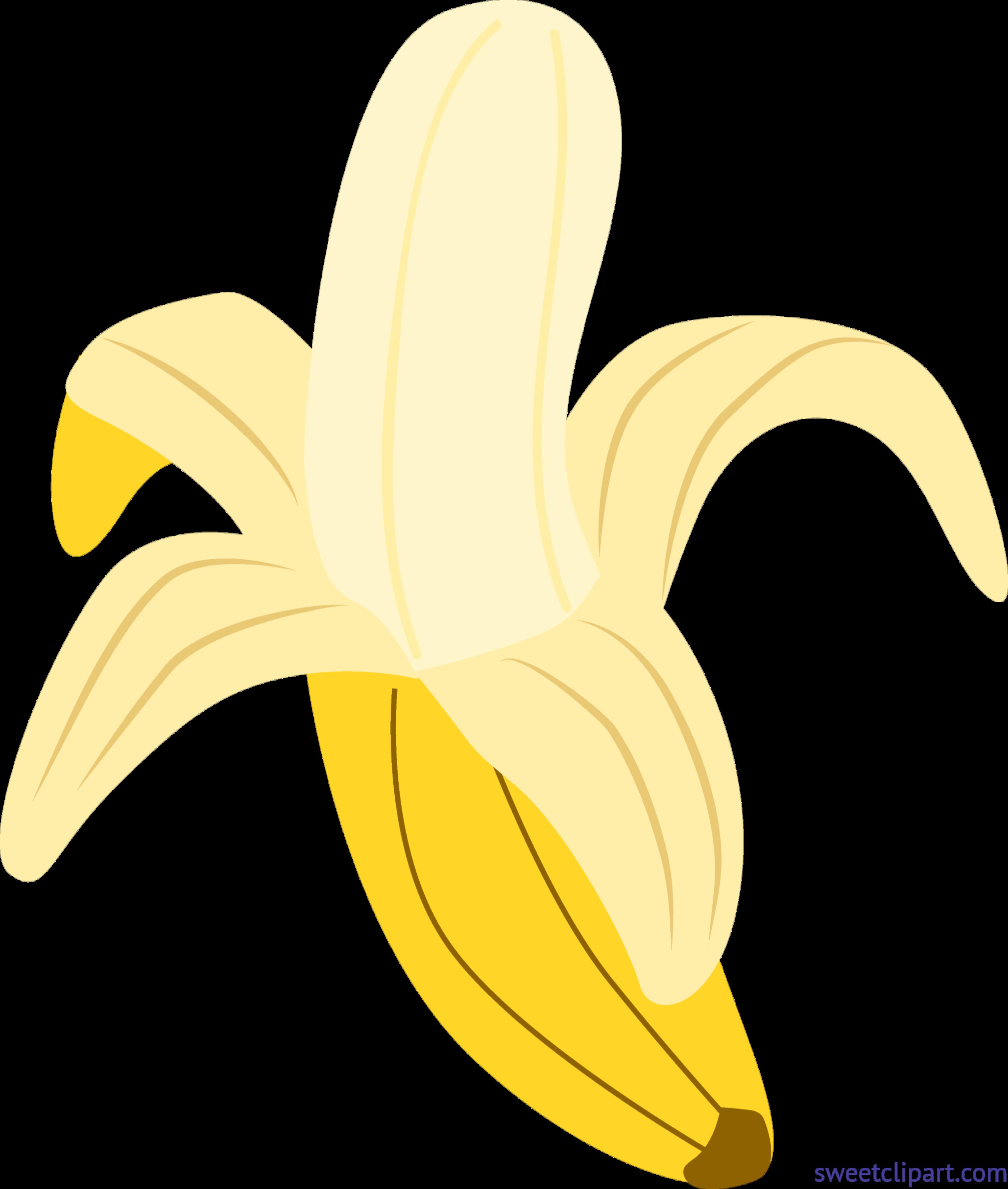 Clip art sweet. Clipart phone banana
