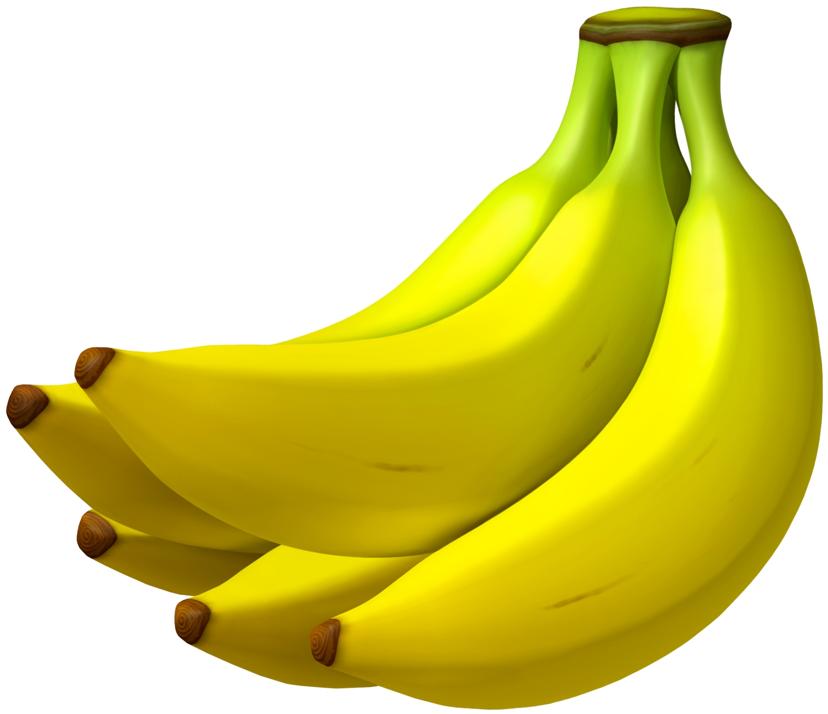 Bananas clipart banana fruit. Png station