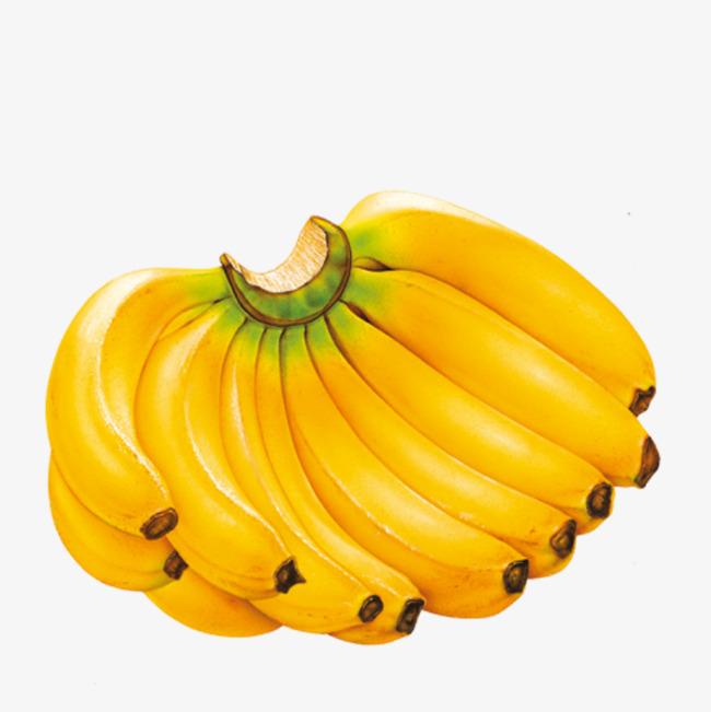 Pattern tropical png image. Banana clipart banana fruit