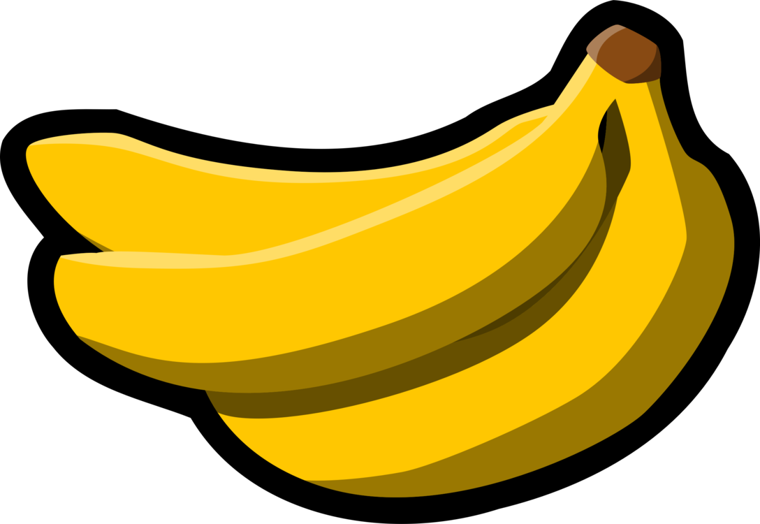 Banana clipart banana fruit. Food artwork family png