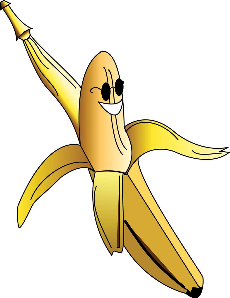 Barry by anxy on. Banana clipart banna