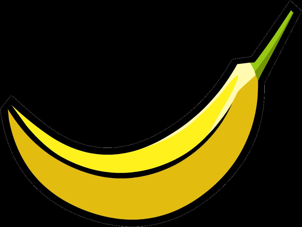 Png image free picture. Bananas clipart 1 banana