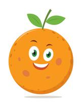 Banana clipart character. Orange fruit pencil and