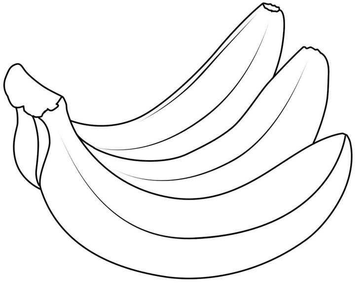 image relating to Banana Template Printable identify Banana clipart coloured, Banana coloured Clear Totally free for