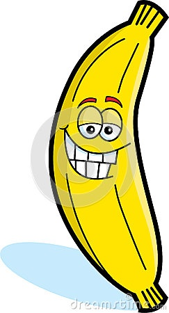 Banana clipart cute.  best food images