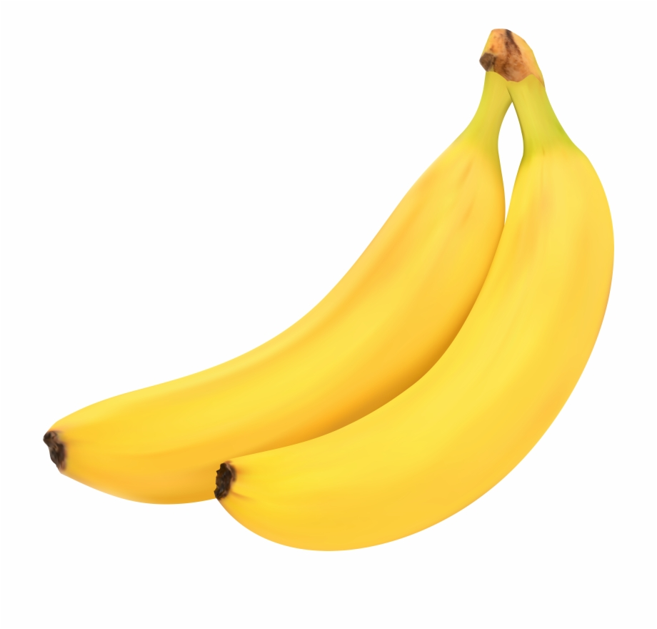 Free png images . Clipart banana high quality