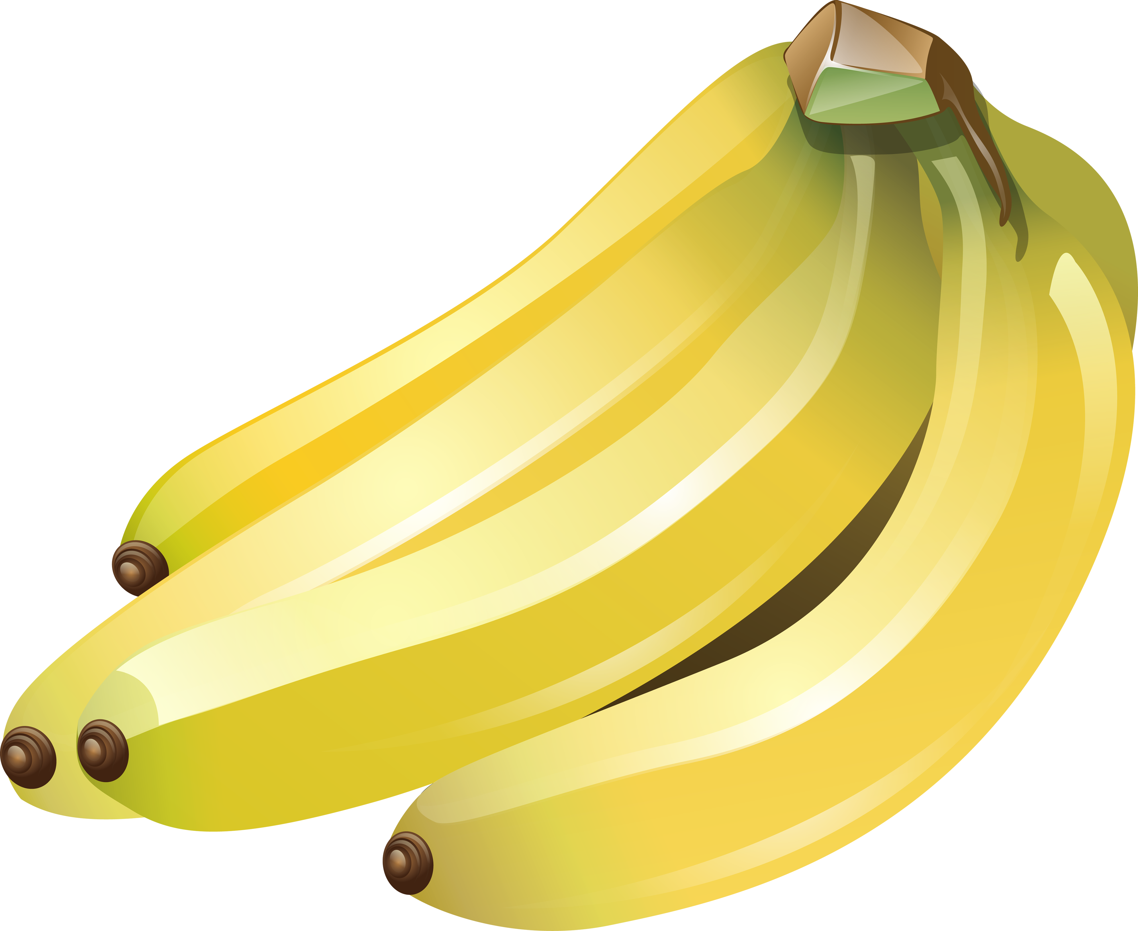 Png image purepng free. Clipart banana high quality