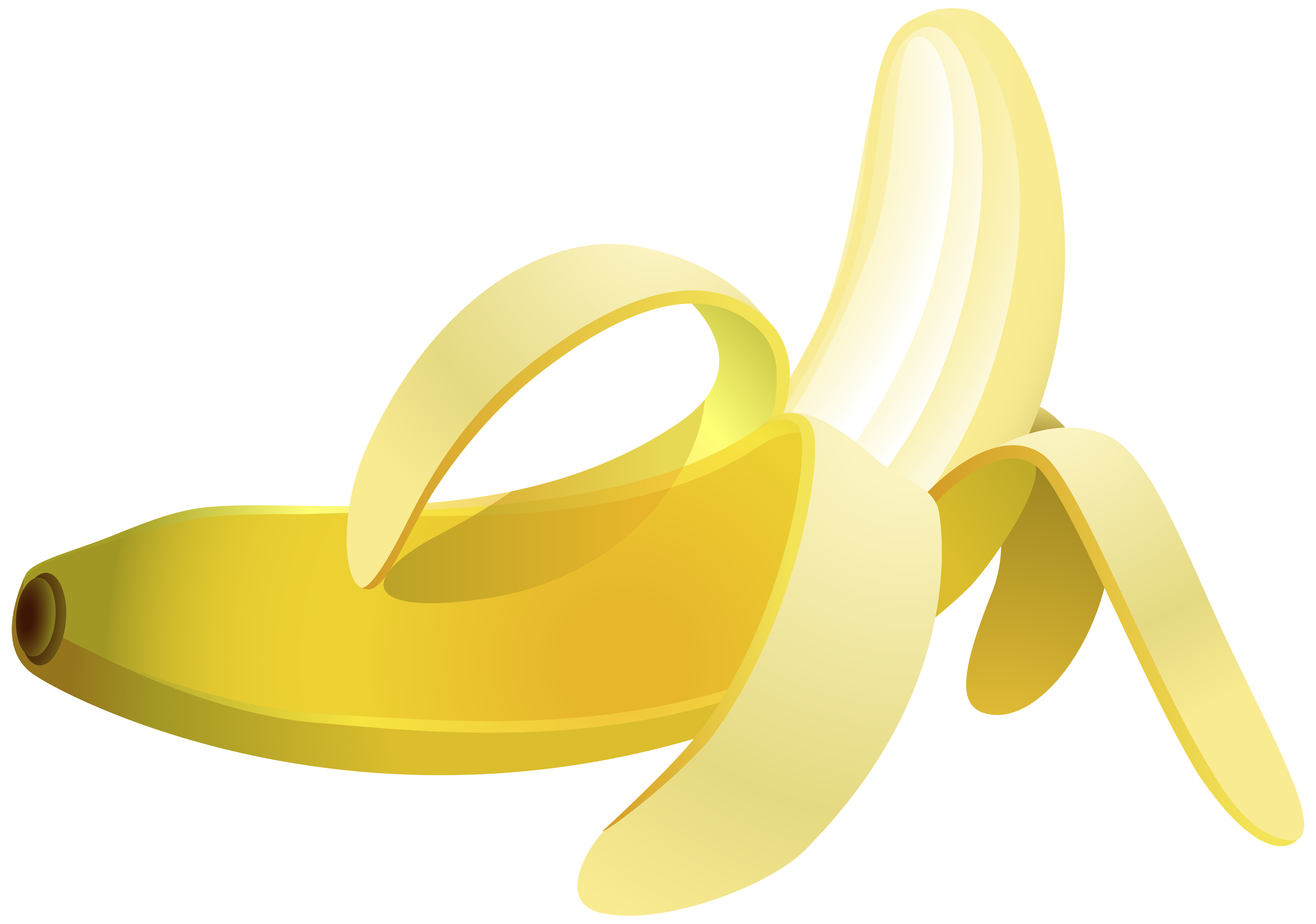 Png clip art gallery. Banana clipart high quality