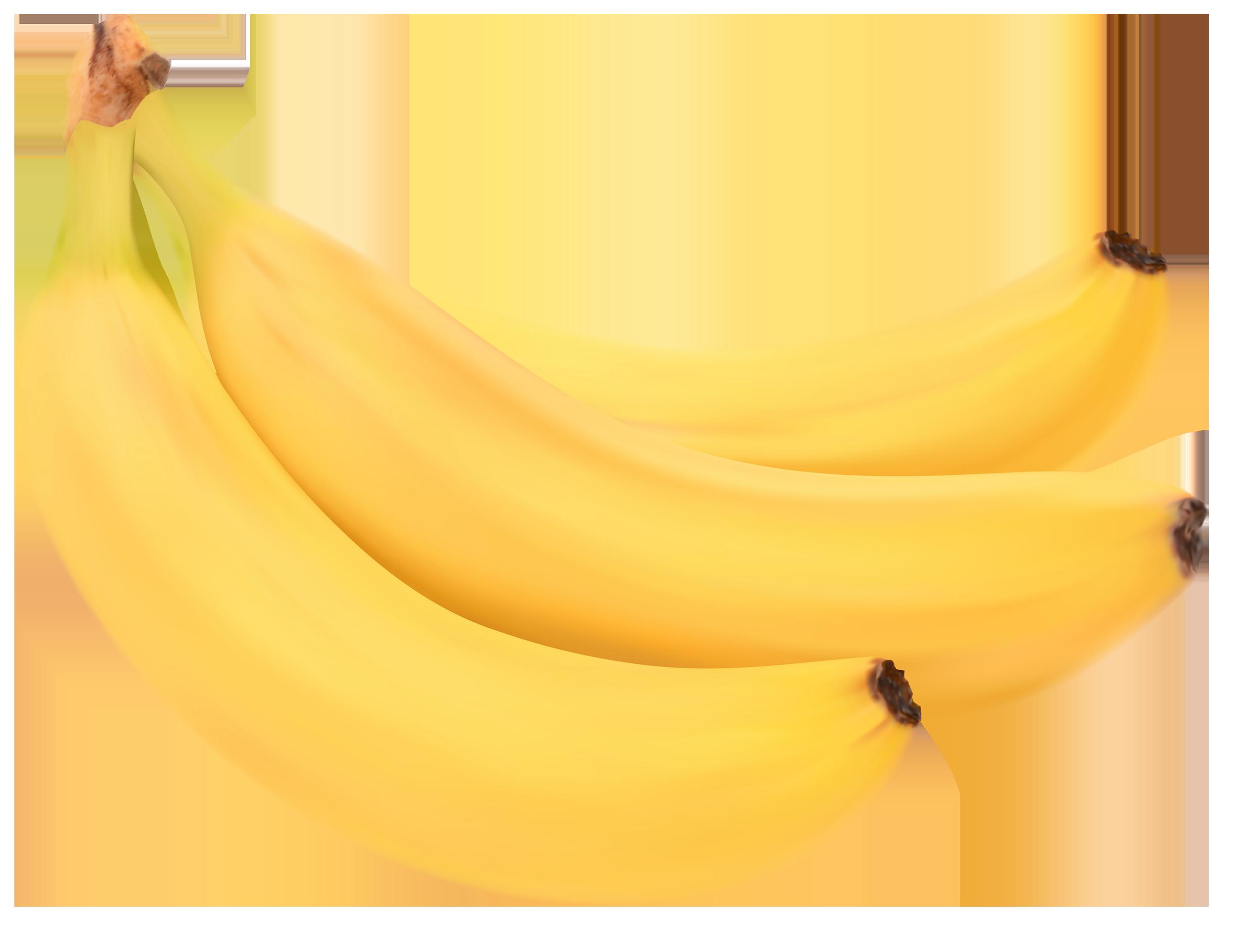 Bananas png best web. Orange clipart banana