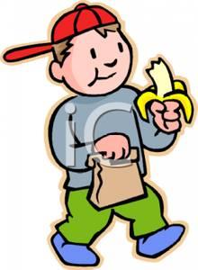 Bananas kid