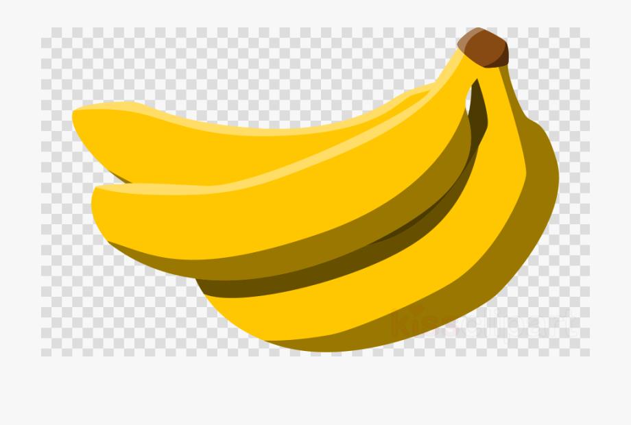 Banana clipart logo. Cartoon png bread