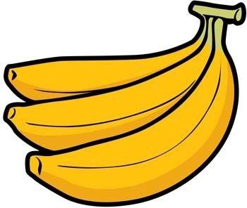 Banana clipart logo. Clip arts free clipartlogo