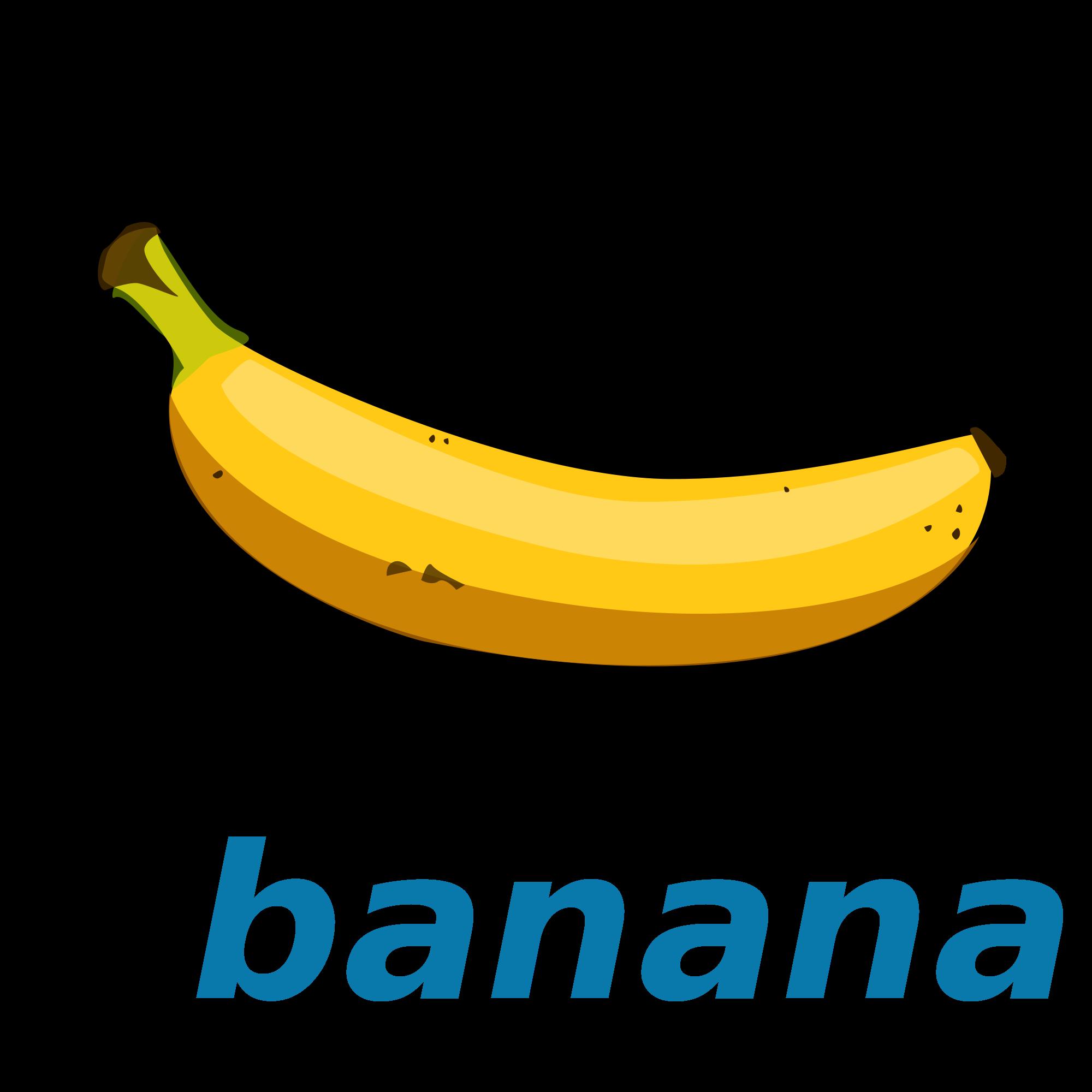 File wikivoc svg wikimedia. Banana clipart logo
