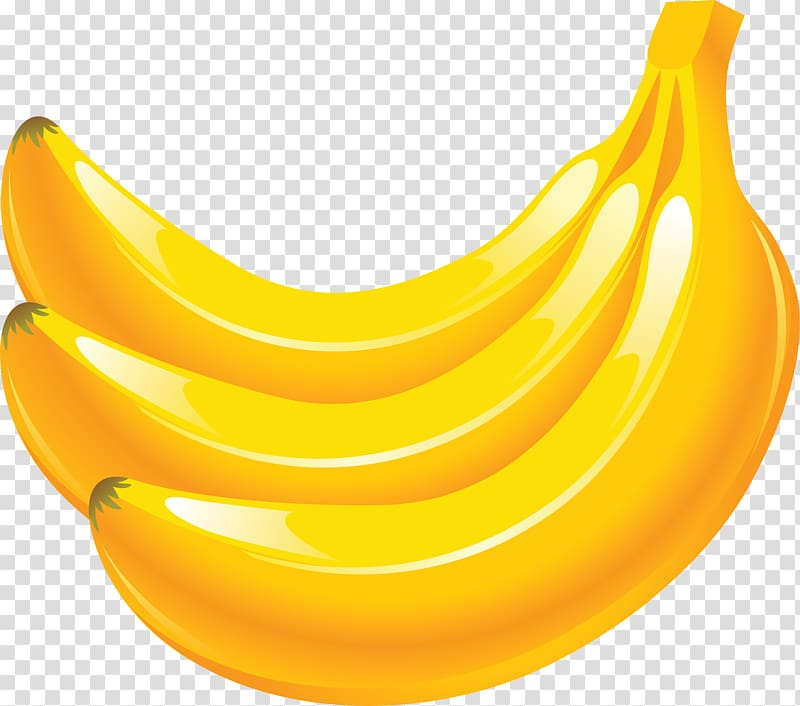 Banana clipart logo. Yellow bananas transparent background